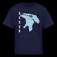 Kids' Shirts ~ Kids' T-Shirt ~ Just Lake Huron