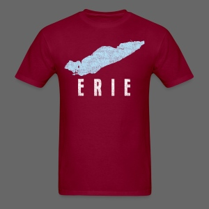 Just Lake Erie - Men's T-Shirt