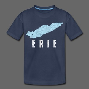 Just Lake Erie - Toddler Premium T-Shirt
