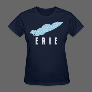 Just Lake Erie - Women's T-Shirt