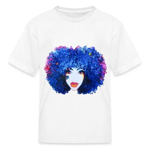 Afro goddess - Kids' T-Shirt