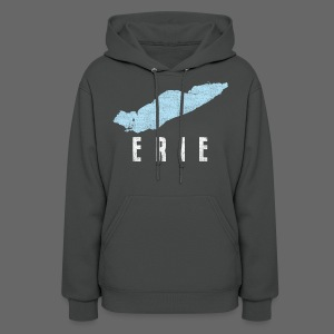 Just Lake Erie - Women's Hoodie
