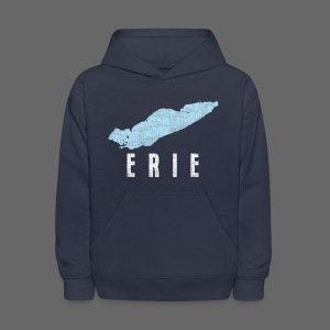 Just Lake Erie - Kids' Hoodie