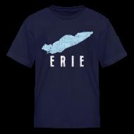 Kids' Shirts ~ Kids' T-Shirt ~ Just Lake Erie