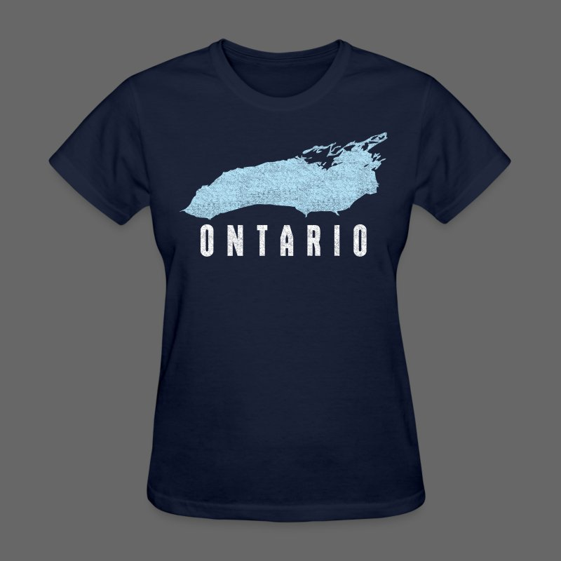 Just Lake Ontario - Women's T-Shirt