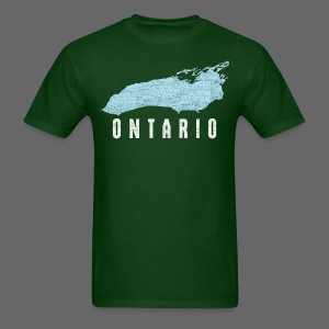 Just Lake Ontario - Men's T-Shirt