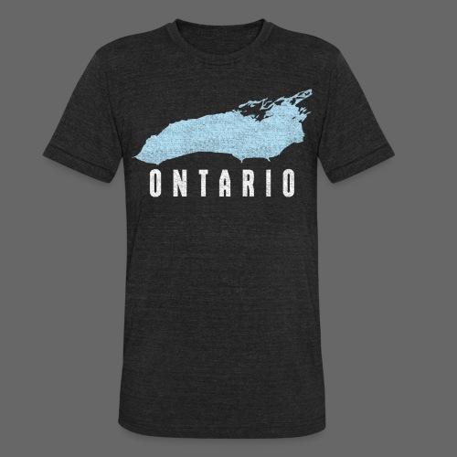 Just Lake Ontario - Unisex Tri-Blend T-Shirt