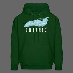 Just Lake Ontario - Men's Hoodie