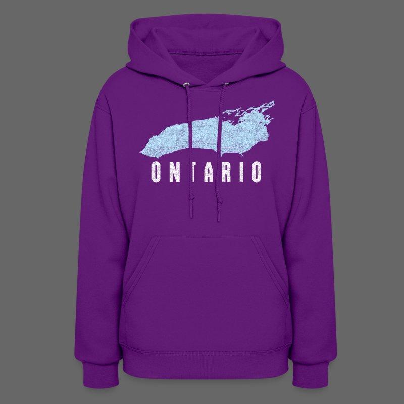Just Lake Ontario - Women's Hoodie