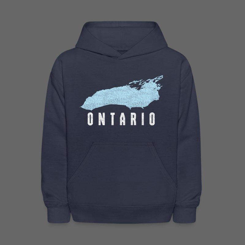 Just Lake Ontario - Kids' Hoodie