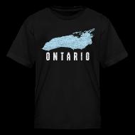 Kids' Shirts ~ Kids' T-Shirt ~ Just Lake Ontario
