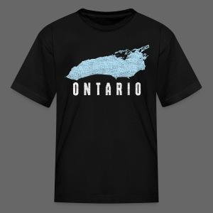 Just Lake Ontario - Kids' T-Shirt