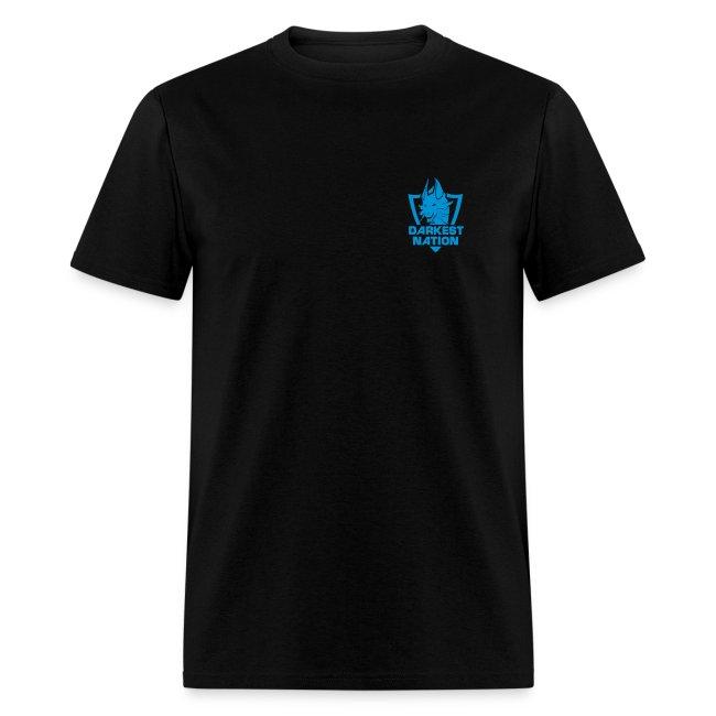 DN Standard T-Shirt - Sky Blue Logo