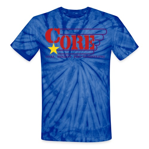 C*ORE Acid Trippin' Wick Dippin' Tee - Unisex Tie Dye T-Shirt