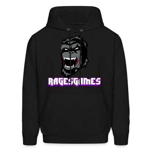 RagesGames Logo Hoodie - Men's Hoodie