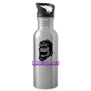RagesGames Logo Water Bottle - Water Bottle