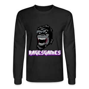RagesGames Logo Mens Long sleeve - Men's Long Sleeve T-Shirt