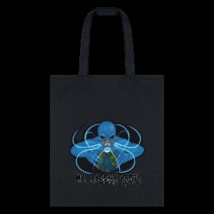 MrCreepyPasta Tote Bag - Tote Bag