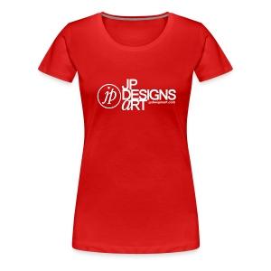 JP Designs Art - Women's Premium T-Shirt