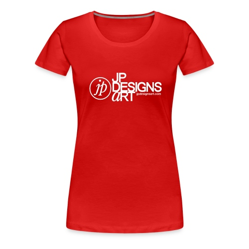 JP Designs Art - Women's Premium T-Shirt