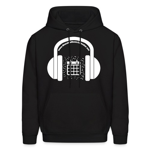 Mankato Music Calendar Hoodie - Men's Hoodie