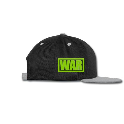 WeAreRebellionWARHAT - Snap-back Baseball Cap