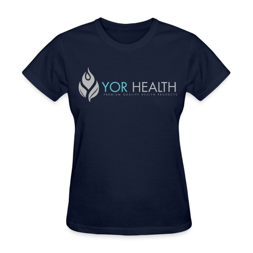 Female Navy T-Shirt - Women's T-Shirt