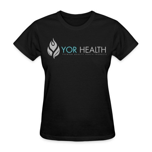 Female Black Top - Women's T-Shirt