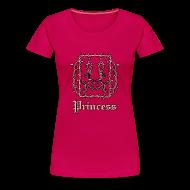 Women's T-Shirts ~ Women's Premium T-Shirt ~ Princess