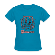 T-Shirts ~ Women's T-Shirt ~ Princess