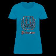 Women's T-Shirts ~ Women's T-Shirt ~ Princess