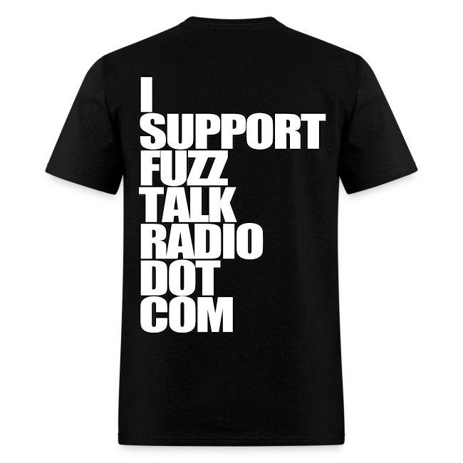 I Support FuzzTalkRadio Dot Com