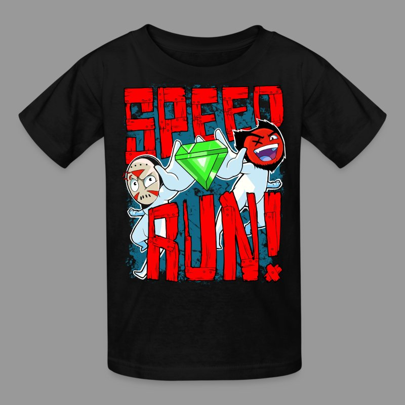 Kid's Speed Run! Tee - Kids' T-Shirt