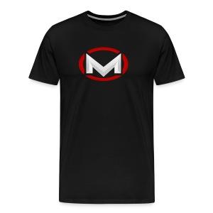 Large print MOBB3D Next Gen T-shirt V1 - Men's Premium T-Shirt