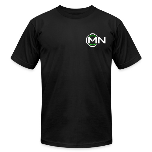 Mog Nation staff T - Men's Fine Jersey T-Shirt