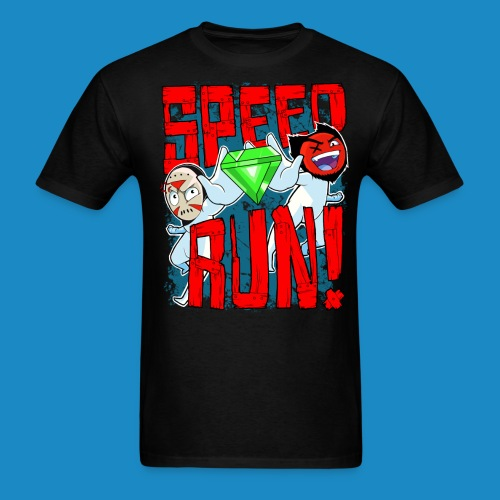 Men's Speed Run! Tee - Men's T-Shirt