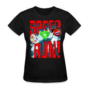 Women's Speed Run! Tee - Women's T-Shirt
