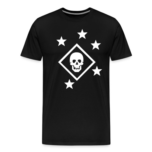 Marine Raider (White) - Men's Premium T-Shirt