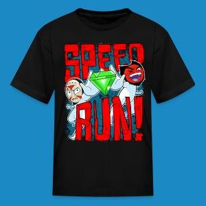 Kids's Speed Run! Tee - Kids' T-Shirt