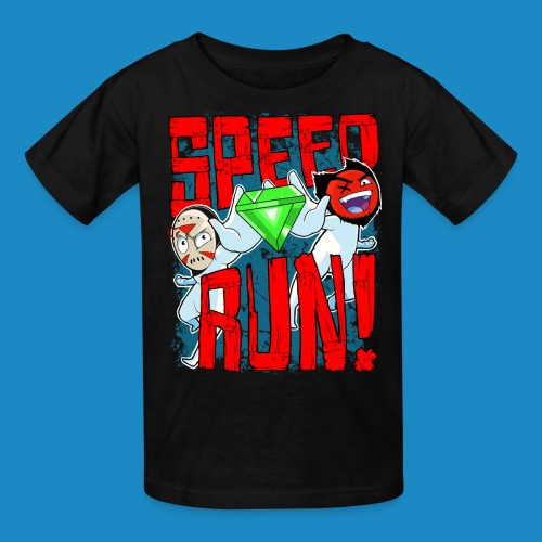 Kids's Speed Run! Tee - Kids' T-Shirt
