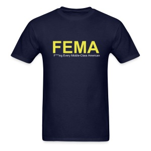 FEMA inspired T - Men's T-Shirt