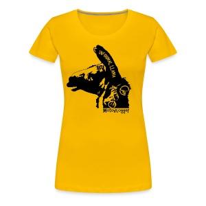 The Llama Womans Tee - Women's Premium T-Shirt