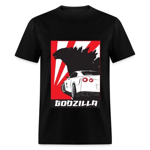 #GTRGODZILLA shirt - Men's T-Shirt