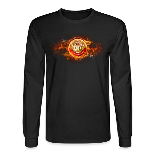 GOTN PRODUCT-Support N3WB-Long Sleeve - Men's Long Sleeve T-Shirt