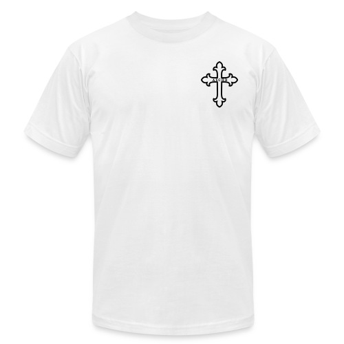Ascend Crucifix Tee - Men's  Jersey T-Shirt