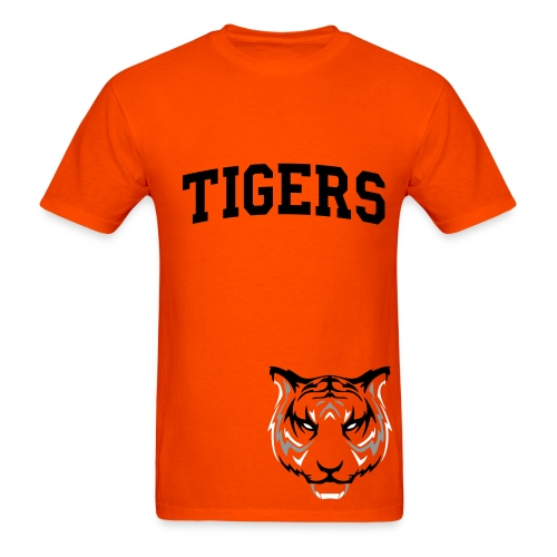 UNISEX Tigers Tee  - Men's T-Shirt