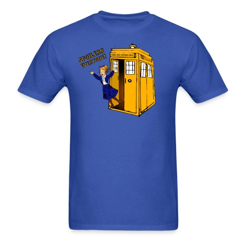 The Magic Tardis - Men's T-Shirt