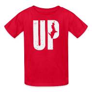 Kids' Shirts ~ Kids' T-Shirt ~ U.P. Michigan