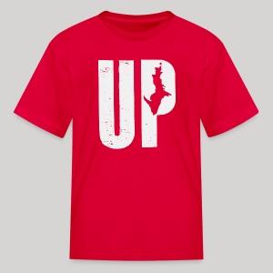 U.P. Michigan - Kids' T-Shirt