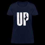 T-Shirts ~ Women's T-Shirt ~ U.P. Michigan